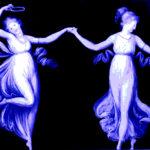 canova danzatrici2 poster
